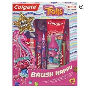 Colgate Kids Toothbrush, Toothpaste, and M…
